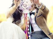 Wedding Inspiration {Bohemian Garden}