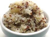 "Quinoa Cauliflower ""Rice"""