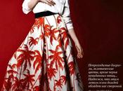 Egle Tvirbutaite Elle Magazine, Russia, June 2014