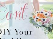 Can't Your Wedding Flowers