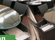Oval Rattan Dining Sets