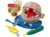 Playdoh Teeth!