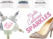 Tuesday Shoesday: Multi-Colored Sparkles