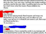 Funny Facebook Status Messages (spelling FAIL). This Stuff.