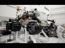 NASA Launch Mars Rover Curiosity Will Last Kind?