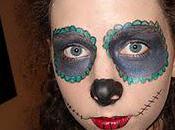 First Draft Sugar Skull Look