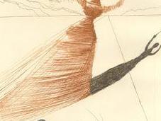 When Salvador Dalí Illustrated Alice Wonderland