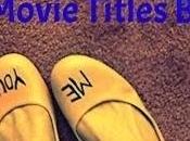 Favourite Movie Titles Blogathon!