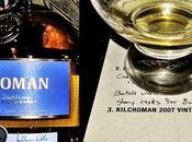 Kilchoman 2007 Vintage Review