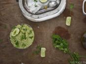 Lemon-Coriander Hummus….