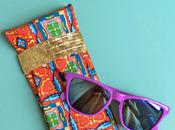 Vintage Sunglass Case