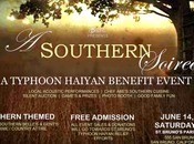 Typhoon Haiyan Benefit Event