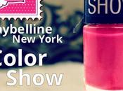 Maybelline York Color Show Nail Lacquer Hooked-On-Pink
