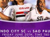 Orlando City Play Paulo June