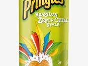 Today's Review: Pringles Brazilian Zesty Chilli Style