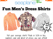 Enter SEAPLANE Men's Shirt Father's