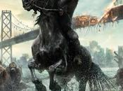 Caesar Rides Horse Poster Dawn Planet Apes