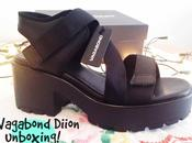 Vagabond Diion Sandals Unboxing (New