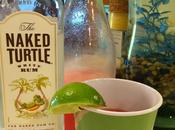 Watermelon Lime Refresher with Naked Turtle White