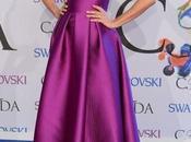Celebrity's Fashion Spotlight CFDA Awards