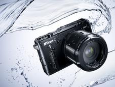 Waterproof Interchangeable Lens Camera