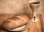 Eating Jesus Holy Communion