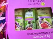Oriflame Nature Secrets Lavender Relaxing Manicure Review Step Application