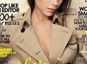 Victoria Beckham Elle Magazine, Singapura, July 2014
