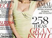 Amaia Salamanca Glamour Magazine, Spain, July 2014
