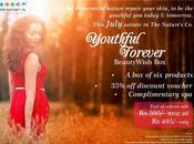 "Nature's July Special ""Youthful Forever"" BeautyWish"