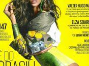 Izabel Goulart Paganini Isto Gente Magazine, June 2014