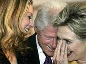 Bill Clinton Chelsea's Biological Father