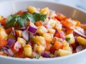Summer Fruit Salsa