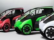 Grenoble Pioneer Ultra-Compact Electric Sharing