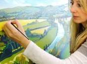 Anna Dillon Landscape Artist Mind