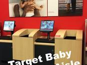 Create Baby Registry Target; Aisle Breakdown