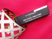 Matte Lipstick Chili Review, Swatches FOTD