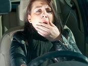 Drivers Fall Asleep Wheel
