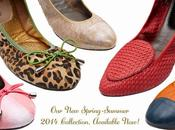 Ballet Pumps: Spring-Summer Collection Cocorose London