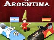 2014 World Shoes: Germany Argentina