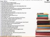 #BookadayUK July 2014 Week Round-up!