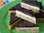 No-Bake Peanut Butter Pudding Bars