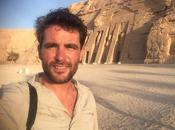 Walking Nile Update: Into Egypt