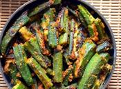 Crispy Okra Recipe| with Gram Flour Recipe Besanwali Bhindi