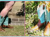 Summertime Chic with Cowgirl Boots Dresses @CountryOutfittr @Ariat