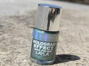 REVIEW SWATCHES LAYLA Hologram Nail Polish (Emerald Divine, Shocking Pink, Gold Idol)