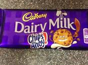 Today's Review: Dairy Milk With Chips Ahoy!