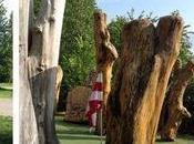 Stone Mini Golf Sculpture Garden... Awesome Destination Whole Family!