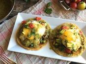 Huevos Rancheros with Homemade Salsa Verde