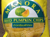Today's Review: Manora Fried Pumpkin Chips